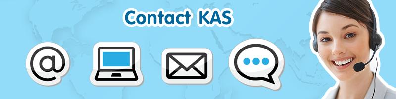 contact KAS