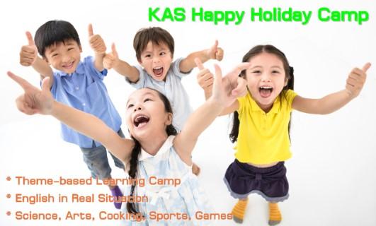 Happy Holiday Camp 2019